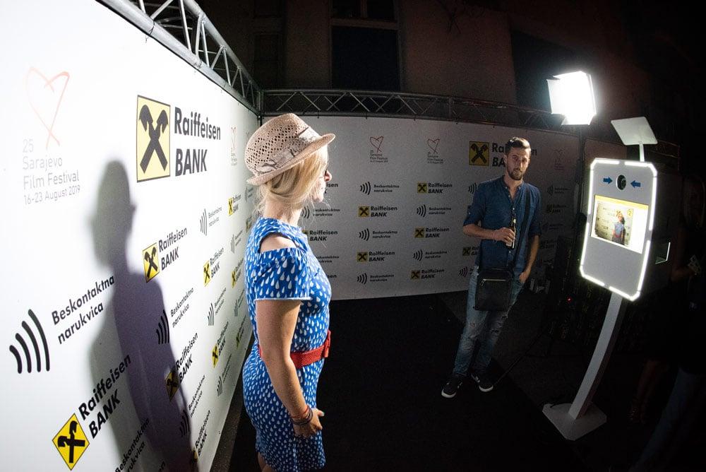 foto kabina sarajevo film festival 2